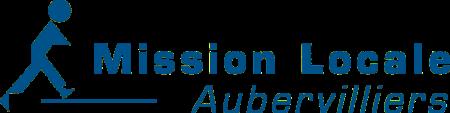 Mission locale aubervilliers Logo Small