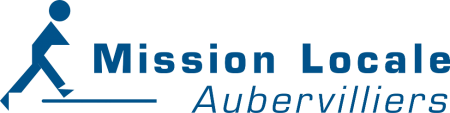 Mission locale aubervilliers Logo Small