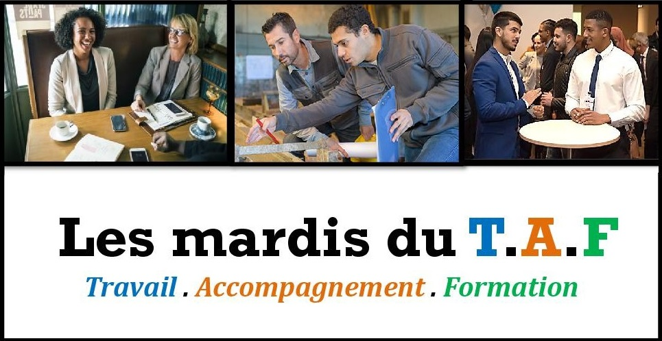 Logo Les mardis du TAF 30