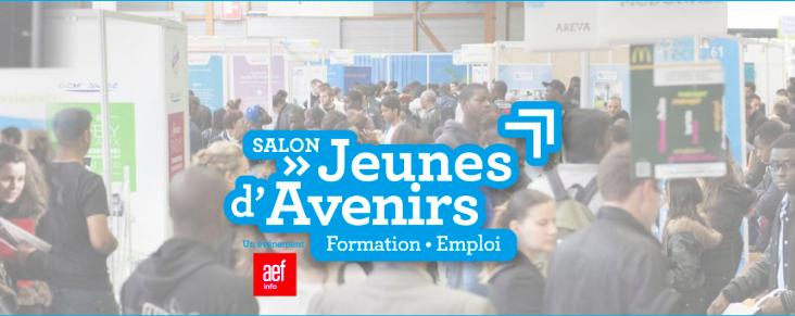 Salon Jeunes d'Avenir formation emploi
