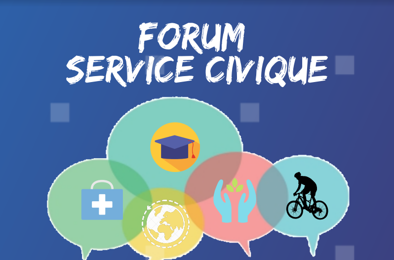 forum service civique aubervilliers